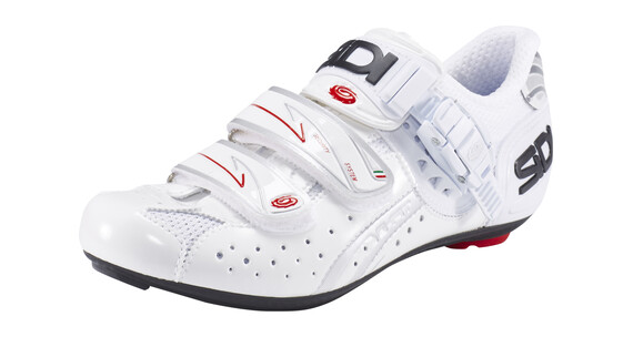 Sidi Genius 5 Fit Carbon schoenen Dames wit